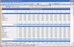 Budget Excel Template Mac Monthly Bill Tracker Excel Template And Monthly Budget Excel