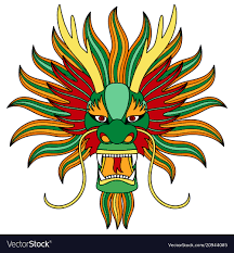 Image result for chinese dragon face