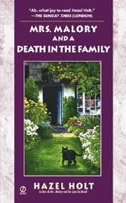 Mrs. Mallory and a Death In the Family by Hazel Holt - FictionDB
