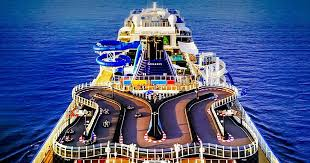 top deck activities to e on norwegian cruise line ships