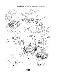 Sears parts vacuum photos