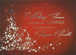 Business Christmas Card Template Free Business Holiday Card Templates Free Business Christmas Card