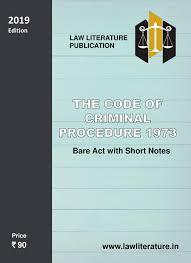 Amazon In Buy The Code Of Criminal Procedure 1973 With