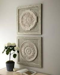 small decorative wall plaques ykesite tiny wall medallions