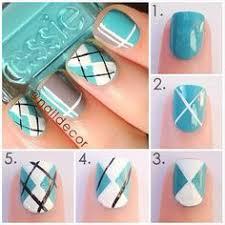 19 <b>Best Argyle</b> nails images | <b>Argyle</b> nails, Nails, Nail <b>designs</b>