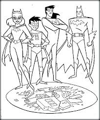 Super Heros Coloring Pages Super Heroes Coloring Pages Flash