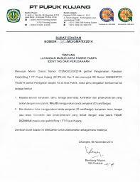 Contoh surat keterangan kerja untuk kpr; 19 Contoh Surat Keterangan Karyawan Tetap