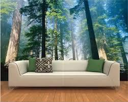 TV Latar Belakang Wallpaper Dinding ...