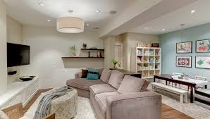 Design My Basement Interesting The Dos And Donts Of Finishing A Basement Like A Pro