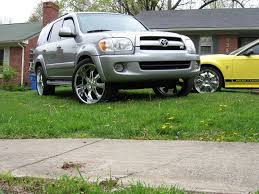 1812yorktown 2005 Toyota Sequoia Specs, Photos, Modification Info ...