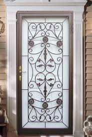 decorative security screen doors. Security Storm Doors Decorative Screen E