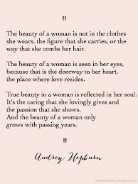 Quotes About Women And Beauty Best of Dwell In Beauty Monday Musings Quote Of The Week Beauty Of A