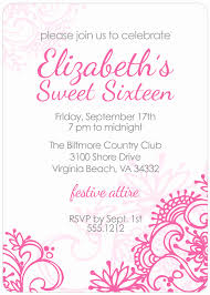 sweet six invitations templates luxury sweet 16 invitation wording inspirational surprise birthday party