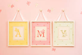 diy stampin wall art on diy little girl wall art with stampin up wall art