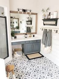 Image Rustic Farmhouse Pinterest 35 Wonderful Farmhouse Bathroom Makeover Ideas Update best