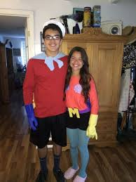 diy firefighter costume awesome mermaid man and barnacle boy costume for diy mermaid man of