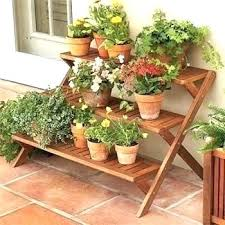 herb garden stand ideas outdoor herb plant stand plant stand ideas impressive outdoor plant table best