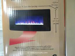 electric fireplaces costco curved wall mount electric fireplace twin star electric fireplace costco
