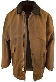 Filson Jacket Size Chart Filson Tin Cloth Packer Coat Tan