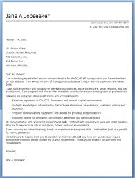 Cover Letter For School Nurse Position New Grad Nurse Cover Letter