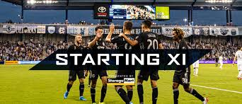Sporting Kc Seating Chart Starting Xi Happy Haunting Sporting Kansas City