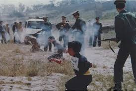 Image result for communist china mass executions
