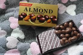 Kết quả hình ảnh cho Chocolate Almond
