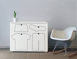 boy Unique Cabinet with Dress Iconic Drawers
