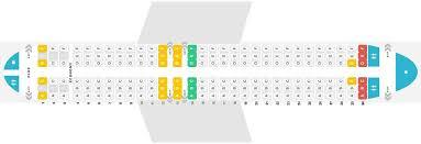Westjet 737 Seating Chart