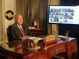 """سامح شكري يرصد كل برامج """"الجزيرة"""" ومذيعيها وهذا ما سيحدث قريباً   وطن يغرد  خارج السرب"""