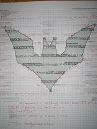 Shadow Illusion Knitting Make Your Own Chart Instructions
