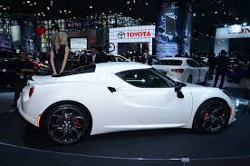 new car launches november 20142015 Alfa Romeo 4C Launch Edition Make US Debut  Automobile