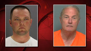 father son on church staff each accused of ual ault of a child mesquite police