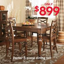 Dining Room Top Tanshire Table And Base Ashley Furniture Homestore