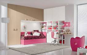 Pink Bedroom Design For Girl  StyleHomesnetRoom Design For Girl