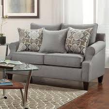 Washington Furniture Bayridge Grey Sofa
