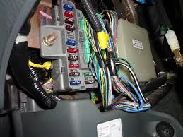 honda odyssey fuse box honda wiring diagrams