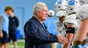Mack Brown: UNC football coach enters new era after Texas, ESPN - Sports  Illustrated