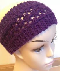 Knitted Headband Pattern Amazing How To Knit Easy Lacy Headband Knitting Lace For Beginners YouTube