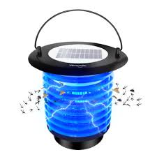Blue Light Bug Trap Epa Diaotec Solar Powered Bug Zapper Mosquito Trap Electronic Waterproof Fly Insects Killer With Night Light For Indoor Outdoor Buy Solar Bug