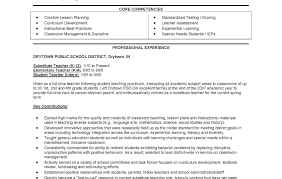 Free Teacher Resume Builder Freeacher Resume School Downloadmplate Special Education Samples 40