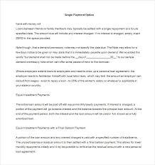 Promissory Note Template For Family Member 20 Promissory Note Templates Google Docs Ms Word Apple