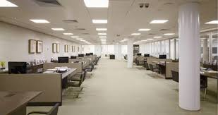office lighting options. Energy-efficient-t5-lights-save-money-on-office- Office Lighting Options