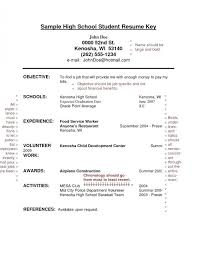 Remarkable Resume Samples For A College Student For Your Academic Enchanting Current College Student Resume