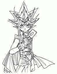 Small Picture 21 best Yu Gi Oh images on Pinterest Coloring pictures for kids
