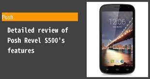 Posh Revel S500 Photos, Specs, and ...