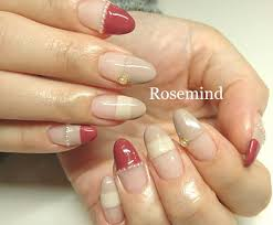 冬ネイル2017 Nail Salon Rosemind