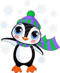 winter penguin clip art. Fine Clip Winter Clip Art Inside Penguin