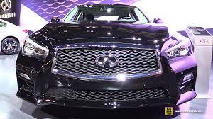 infiniti q50 sport interior. 2016 infiniti q50 red sport 400 hp exterior and interior walkaround chicago auto show youtube p