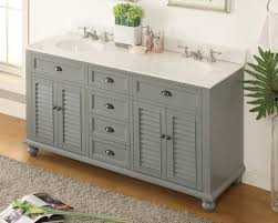 gray double sink vanity. 60\ gray double sink vanity i